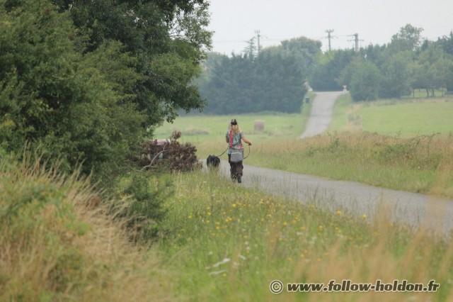 Chemin, herbe ou goudron, la RU se pratique sur toutes surfaces