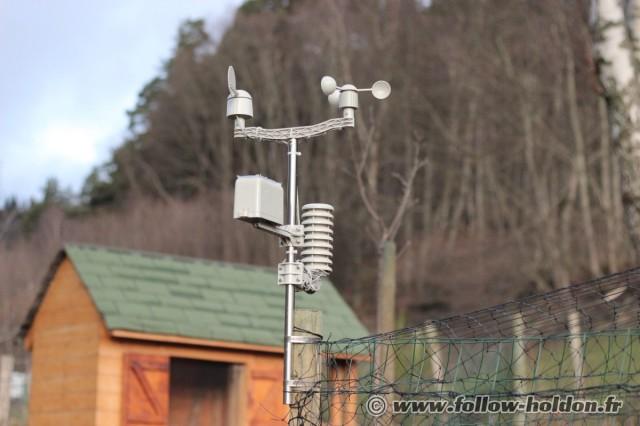 La station météo