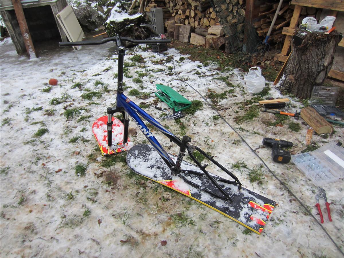 snowscoot pas cher