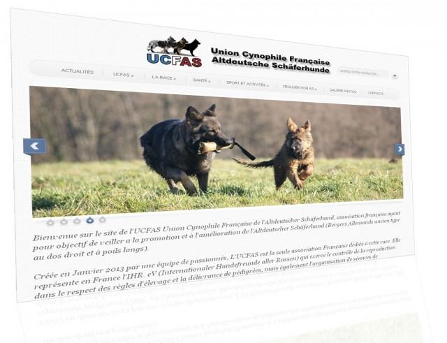 Le site de l'UCFAS enfin en ligne !